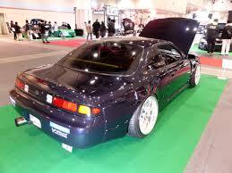 custom nissan 240sx s14 file osaka auto messe 2014 140 megan racing nissan silvia k u0027s
