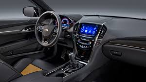 Cadillac Cts Coupe Interior Review Cadillac Cts V Third Generation Power Machine Review Car