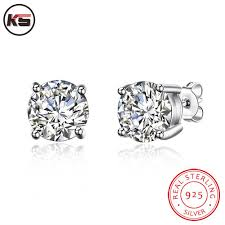 real diamond earrings for men real diamond mens earrings promotion shop for promotional real