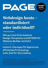 website design erstellen webdesign heute standardisiert oder individuell page