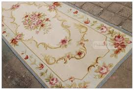 lovely shabby chic runner rug country shab floral chic pink rose