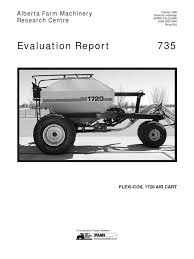 735 flex coil 1720 air cart tractor horsepower