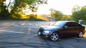 lexus is300 horsepower 2003 2003 lexus is300 donuts youtube