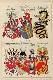stuttgart coat of arms 206 best hugo gerard ströhl heraldikk images on pinterest