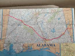 Alabama Time Zone Map July 2012 2012 With The Flying Suncruiser Page 2
