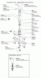 Moen Kitchen Faucet Repair Youtube by 100 Repair Single Handle Kitchen Faucet Moen Kitchen Faucet