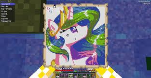 2b2t Map My Latest Map Art Celestia The Magnificent Am Willing To Trade