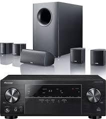 compact home theater receiver pioneer vsx 524 k receiver u0026 canton movie 95 speaker package