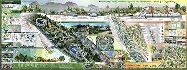 Park Design Ideas Linear Park Design Ideas