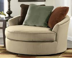 comfortable living room chair alluring round sofa chair with cup holder 25 winsome design