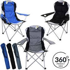 Deluxe Camping Chairs Camping Chairs Ebay