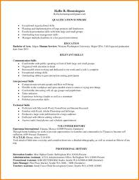 communication skills resume exle skills resumes exles musiccityspiritsandcocktail