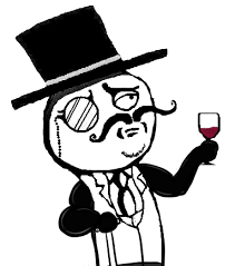 Gentleman Meme - gentleman meme muscular by killerratte on deviantart