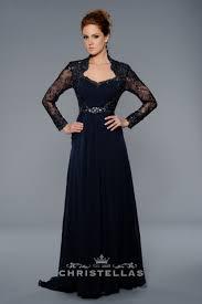long sleeve formal dresses u0026 gowns christellas