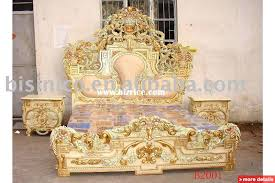 european classical u0026 antique wooden luxury bedroom set king size
