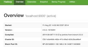hadoop definitive guide pdf install single node hadoop on centos 7 in 5 simple steps maikel