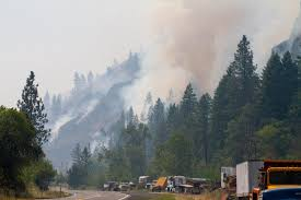 Wildfire Ash Car Wash by Officials Say Devastating Chelan Wildfires Around 30 Percent