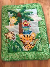 Rainforest Crib Bedding Fisher Price Crib Nursery Bedding Ebay