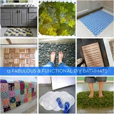 Cork Mats For Bathrooms Roundup 13 Fabulous And Functional Diy Bathmat Projects Curbly