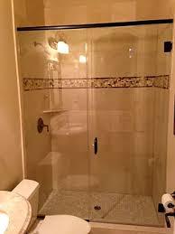 Fix Shower Door Shower Glass Las Vegas Installation Frameless Enclosure Door Replaced