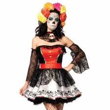 sugar skull costume mexican day of the dead sugar skull for hire costume world