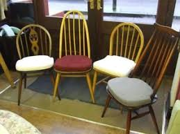 Ercol Dining Chair Seat Pads Ercol Dining Chair Seat Cushions Pads Set Of Four Ebay