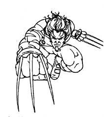 retractable razor sharp claws special uniquness wolverine