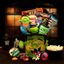 frankies halloween monster mash tote supreme gift baskets