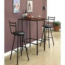 dining table pub style dining table for 6 bar height chairs