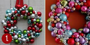 Christmas Craft Ideas Baubles