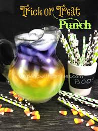 10 spooky halloween punch recipes