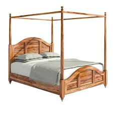 4 Poster Bed Frames Wood Four Poster Beds Wiredmonk Me