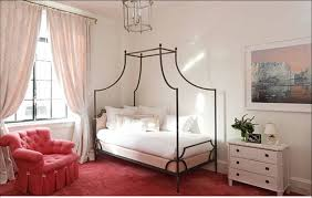 Rod Iron Canopy Bed by Architect Tour Park Avenue Perfect Cococozy