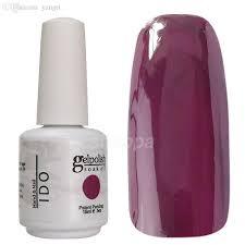 wholesale ido gelpolish nail art gel 1417 soak off nail polish gel