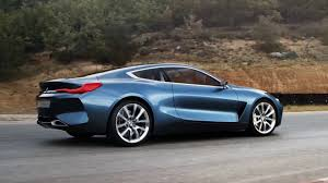 800 series bmw the all 8 series concept