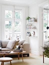 decordots warm neutrals in a swedish home
