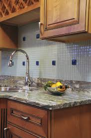 Backsplash For Kitchen With Granite How To Remove A Granite Backsplash From A Wall Hunker