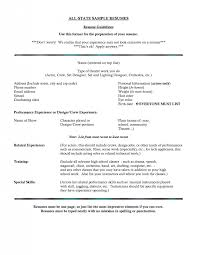 Best Font To Use On Resume by Best Font To Use On A Resume Samples Of Resumes
