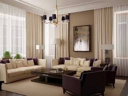 Curtain Designs For Living Room Contemporary Home Design Ideas - Curtain design for living room