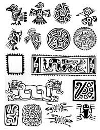tattoo deuses astecas pesquisa google celtic pinterest