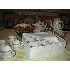 marathon management china storage dish with quilted cup