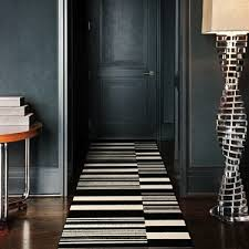 black and white tiles striped carpet runner search