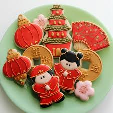 New Year Food Decorations by Best 25 Chinese Party Ideas On Pinterest Chinese Decorations