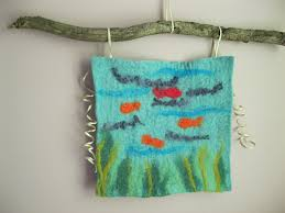 wet wool felting fun with kids eco friendly craft activity non