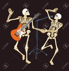 Dancing Halloween Skeleton by Dancing Skeleton Stock Photos Royalty Free Dancing Skeleton