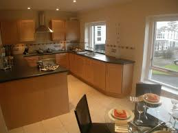 kitchen attractive awesome l shape kitchen design with window
