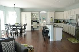 Dream Kitchen Floor Plans Beautiful Kitchen With An Open Floor Plan Designed By Camille