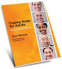 for adults coping scale for adults second edition csa 2 acer