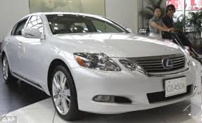 is lexus toyota toyota hit by setback as lexus models suffer engine fault