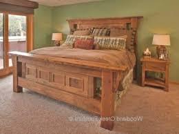 Rustic Wood Bedroom Sets - rustic wood bedroom furniture